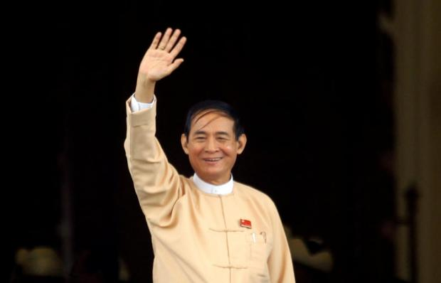 Myanmar parliament picks Suu Kyi confidant Win Myint as new president