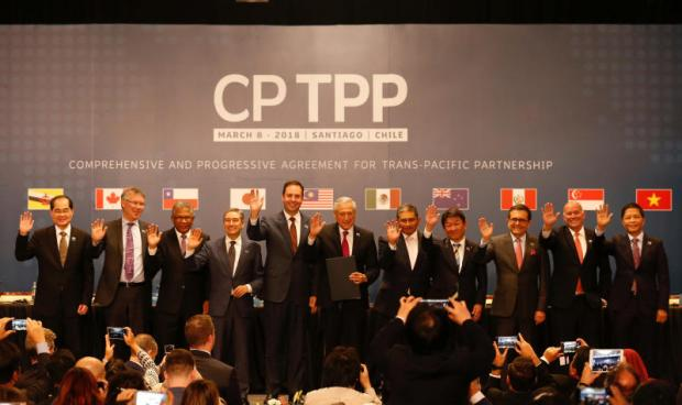 Thailand Wants To Join New Tpp Somkid Bangkok Post Business