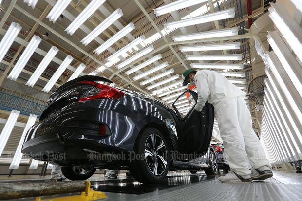Korea's industrial output rises 1.1 pct in Feb.