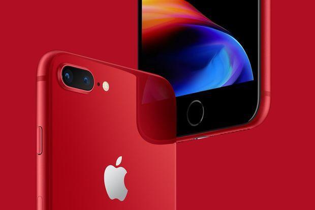 Apple unveils 'RED' iPhone 8, iPhone 8 Plus