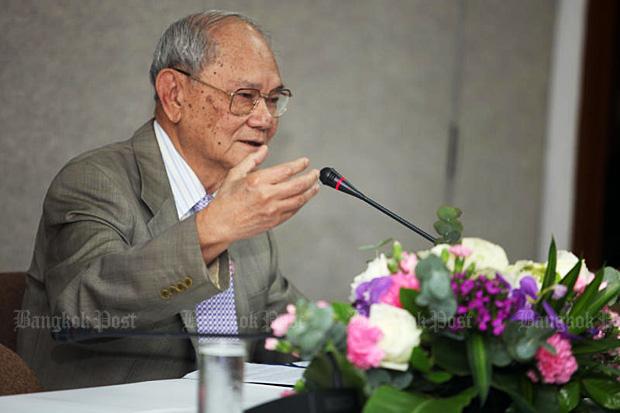 Meechai welcomes new political guard