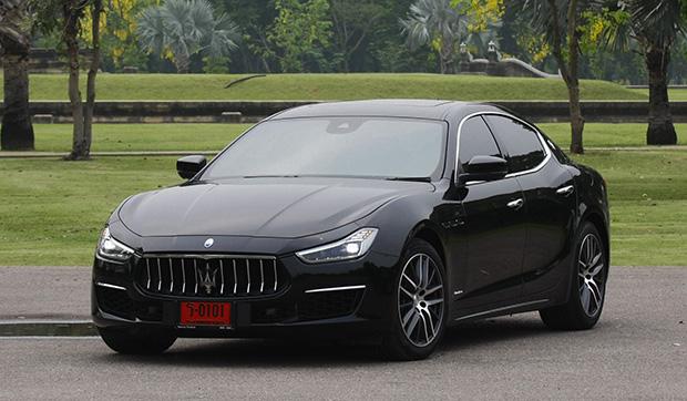 Maserati Ghibli 3.0 V6 Gran Lusso (2018) review   Bangkok ...