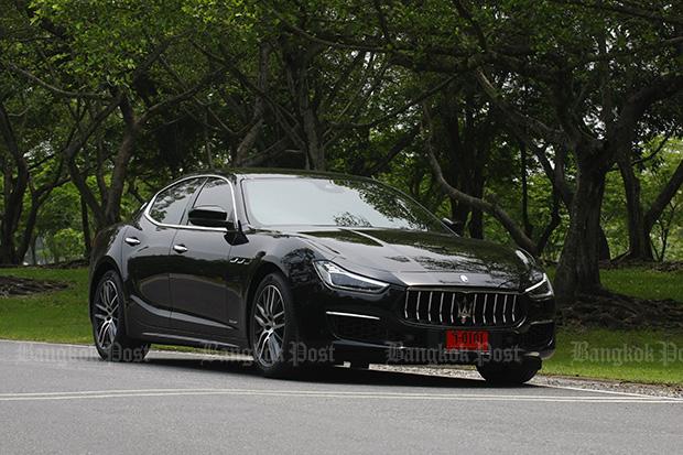 Maserati Ghibli 3.0 V6 Gran Lusso (2018) review