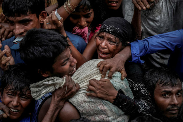 Conditions in Rohingya refugee camps 'very poor'