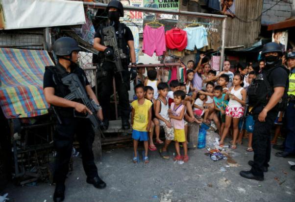 Philippines growls at European Parliament's 'interference' | Bangkok Post: news