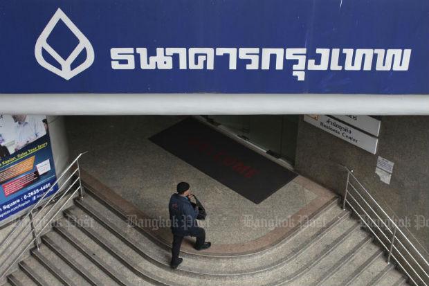 Bangkok Bank, Kasikorn post faster profit growth, face fee income strains