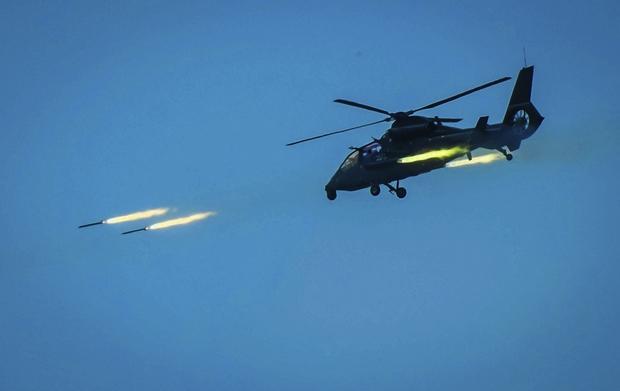 Chinese navy drills rattle Taiwan | Bangkok Post: news