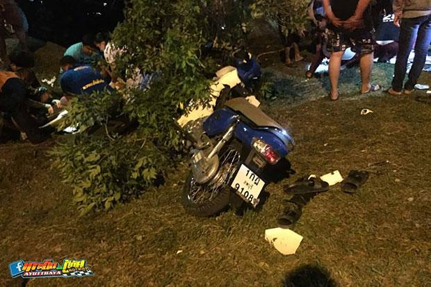 One killed, six injured in two Ayutthaya accidents | Bangkok Post: news