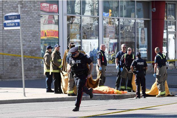 Toronto van attack suspect due in court | Bangkok Post: news