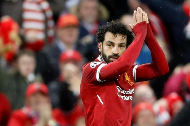 ECL: Salah shines as Liverpool beat Roma 5-2 | Bangkok Post: news