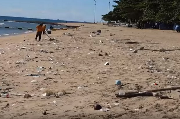 Pattaya official thinks garbage figures are rubbish
