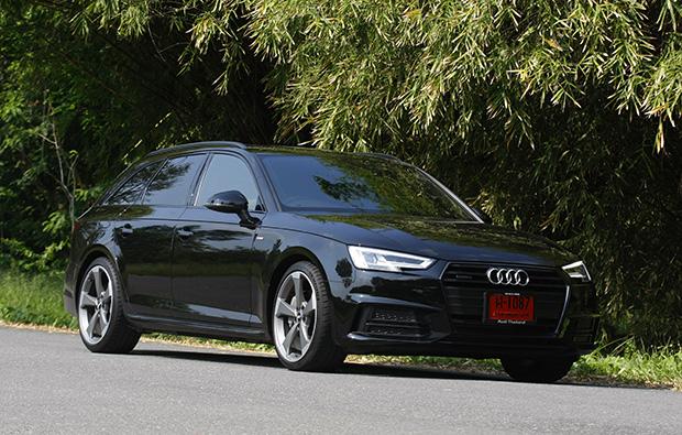Audi A Avant TFSI Quattro S Line Black Edition Review - Audi car line