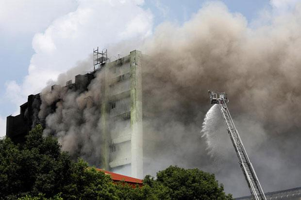 Two Thais killed in Taiwan factory blaze