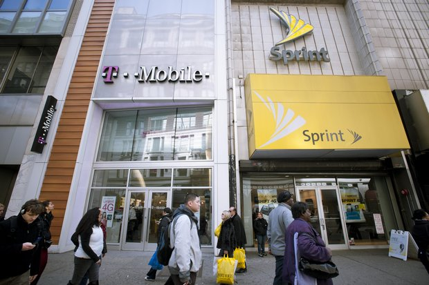T-Mobile buys Sprint in major US phone deal