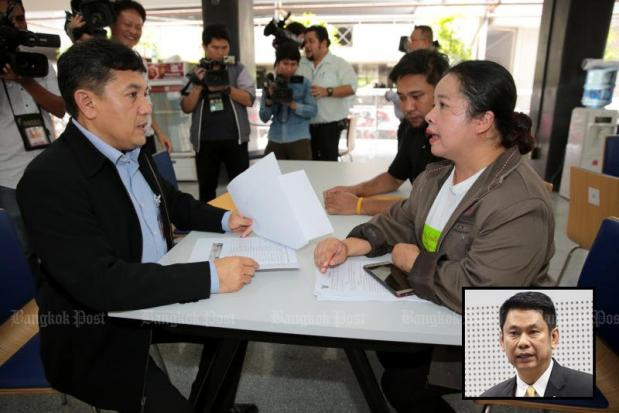 Top official tied to welfare scam | Bangkok Post: news