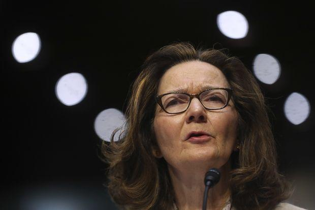 Gina Haspel tells Senate panel she won't let Central Intelligence Agency resume abusive interrogations