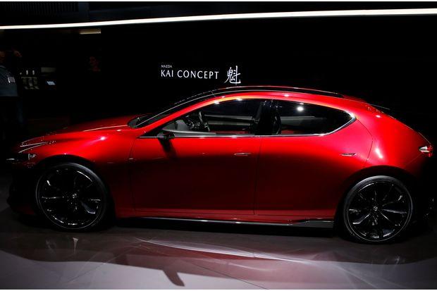 Mazda names Americas head as CEO
