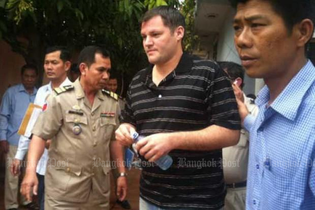 US man faces 30 years for abusing Cambodian orphans