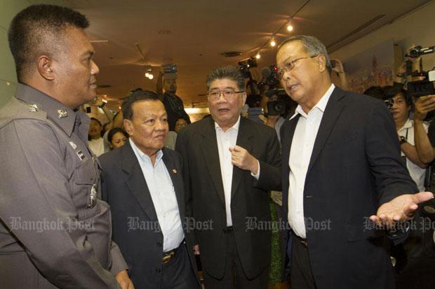 NCPO takes legal action against Pheu Thai