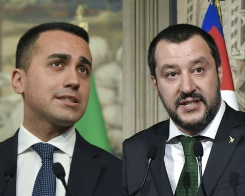 Italian populists unveil joint government programme | Bangkok Post: news