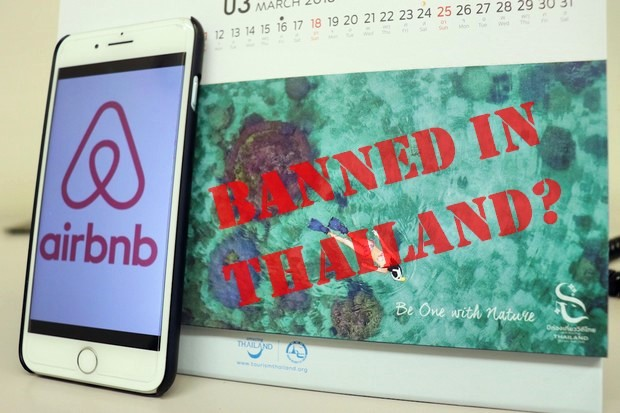 Airbnb bookings illegal, court declares