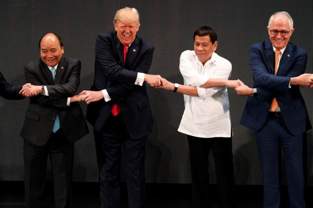 Southeast Asia-US relations under Trump