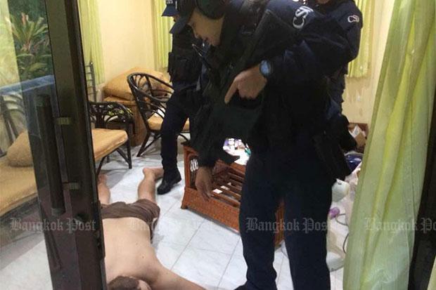 French cybercrime gang boss caught on Koh Samui