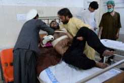 Eight slain in Afghan cricket stadium attack   Bangkok Post: news
