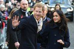 Harry, Meghan will be Duke and Duchess of Sussex   Bangkok Post: news