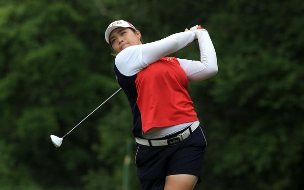 Ariya two shots back at Kingsmill | Bangkok Post: news