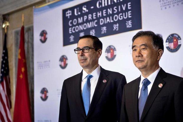 US-China trade war 'on hold' as talks progress