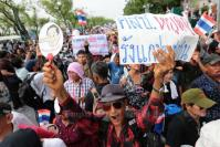 Pro-democracy march in Bangkok: Live updates