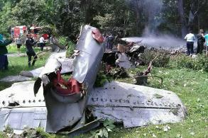 RTAF trainer crashes, pilot killed, co-pilot serious