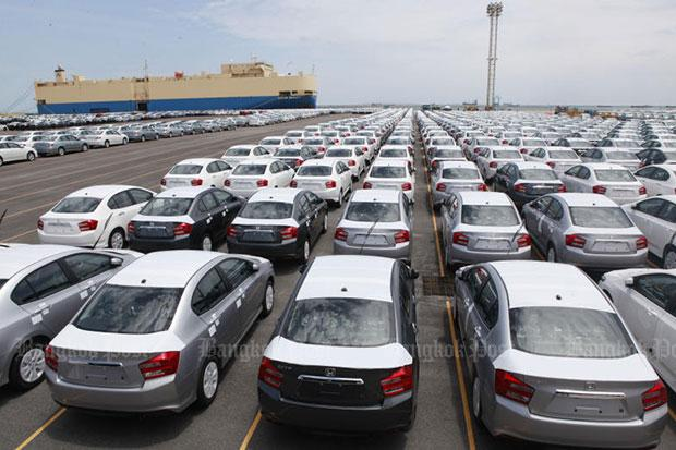 Vehicle exports continue robust growth | Bangkok Post: business