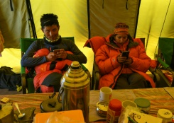 Baked goods and Wi-Fi bring Everest closer to home | Bangkok Post: news