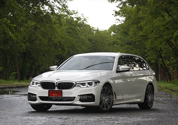 BMW 530i Touring M Sport (2018) review