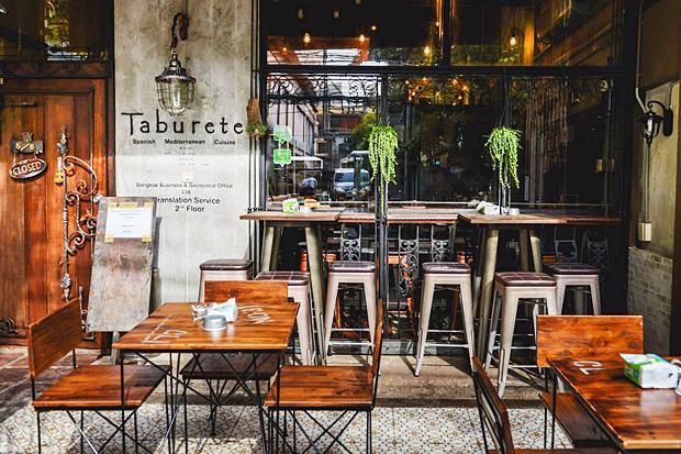 Taburete In English.Savour Spain Bangkok Post Lifestyle