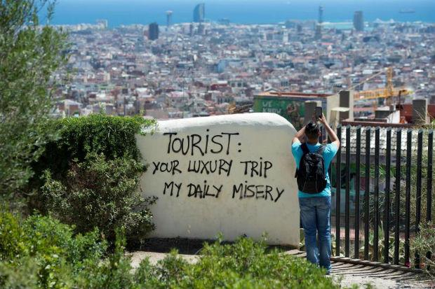 Fed Up Spanish Cities Are Bursting Airbnb S Bubble