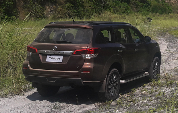 2018 Nissan Terra first drive review | Bangkok Post: auto