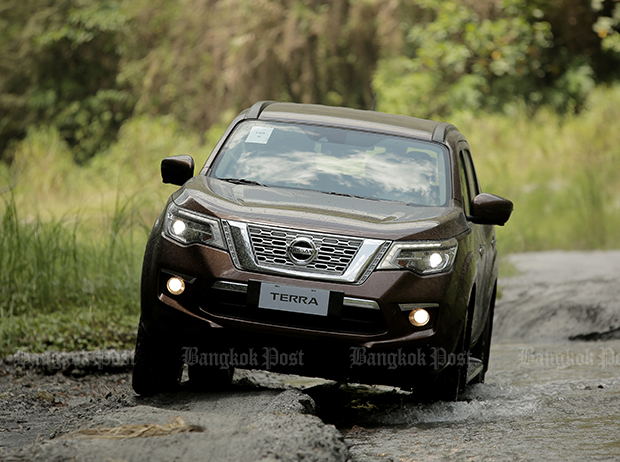 2018 Nissan Terra first drive review