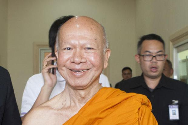 Wat Samphanthawong ex-assistant abbot arrested in Germany
