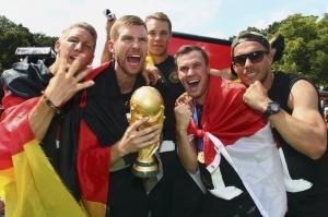 Thai World Cup fans pick Germany