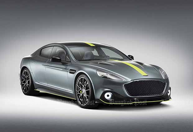 Aston Martin extends AMR treatment to Rapide