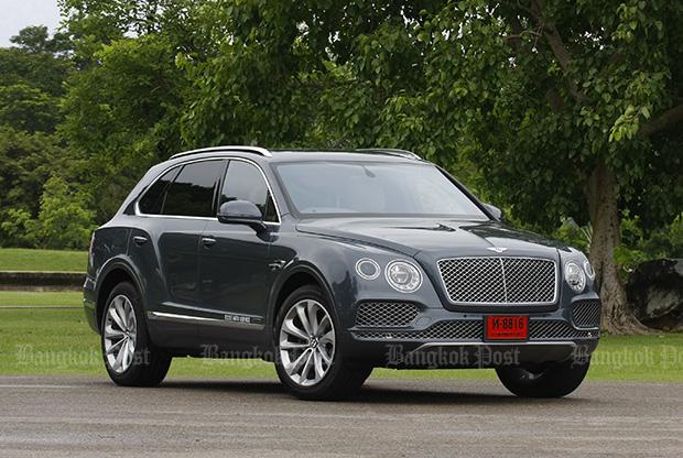 Bentley Bentayga V8 Diesel (2018) review