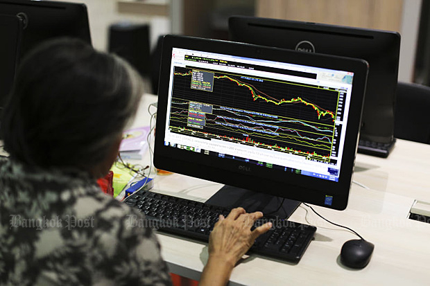 SET rebounds from 9-month low, Indonesia stocks plunge
