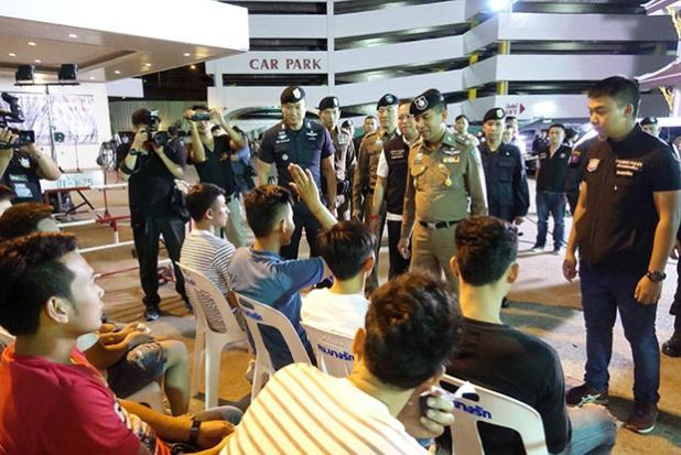 More foreigners rounded up for visa offences | Bangkok Post: news