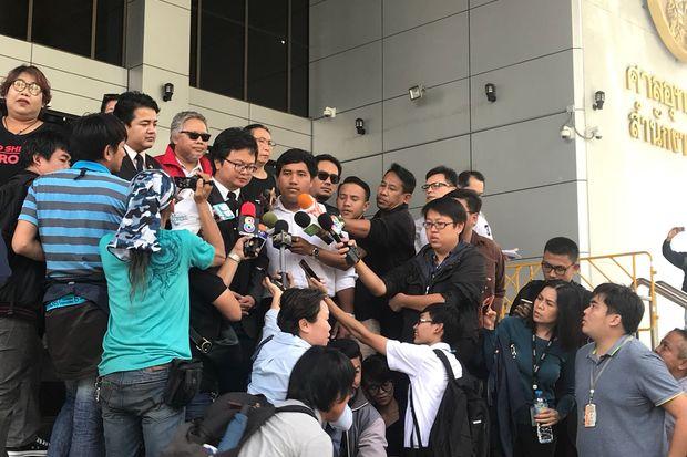 Supreme Court dismisses insurrection case against NCPO