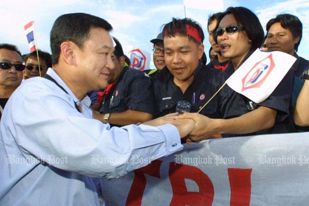 Court issues another arrest warrant for fugitive Thaksin