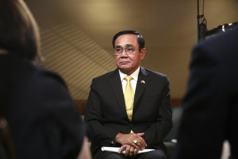 Prayut may announce political future in September