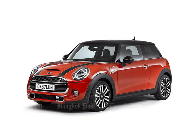 2018 Mini Hatch and Convertible facelift: Thai pricing and specs